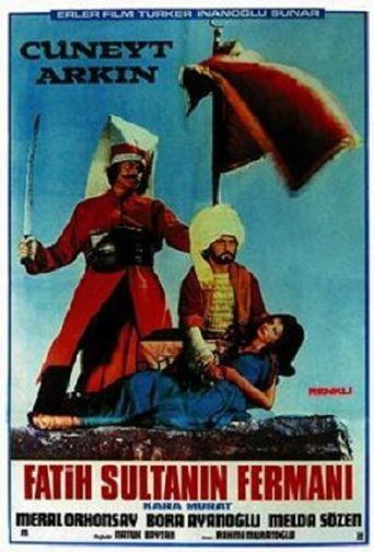 Karamurat: The Sultan's Warrior Poster