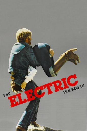 The Electric Horseman Poster