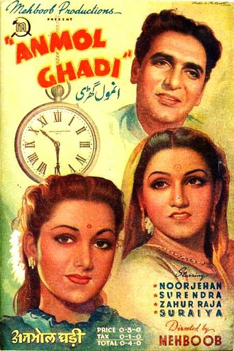 Anmol Ghadi Poster
