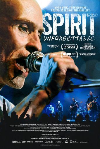 Spirit Unforgettable Poster
