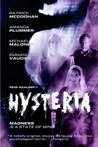 Hysteria Poster