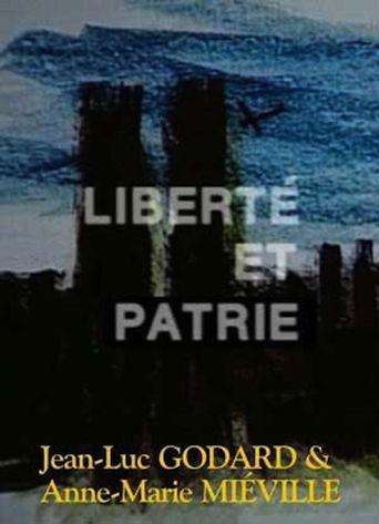 Liberty and Homeland Poster