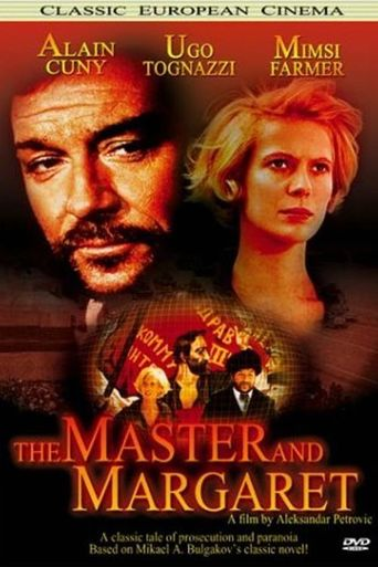 The Master and Margaret Poster