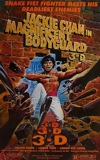 Magnificent Bodyguards Poster
