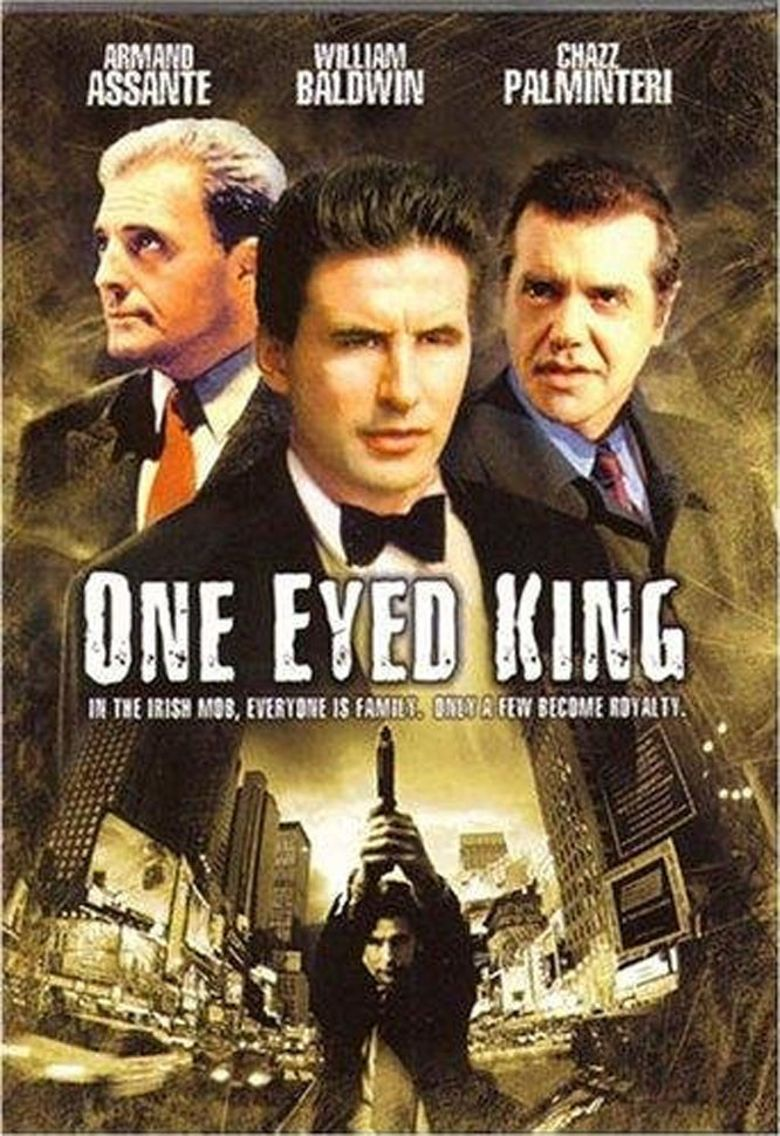 One Eyed King Poster