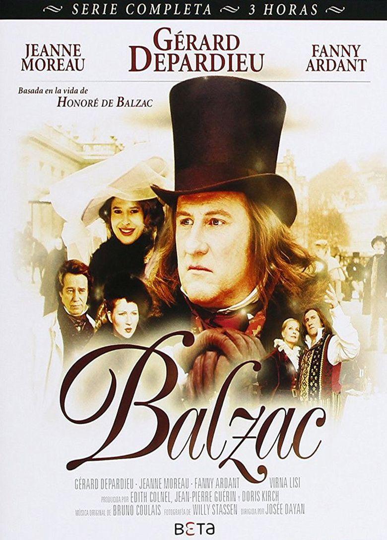 Balzac: A Passionate Life Poster