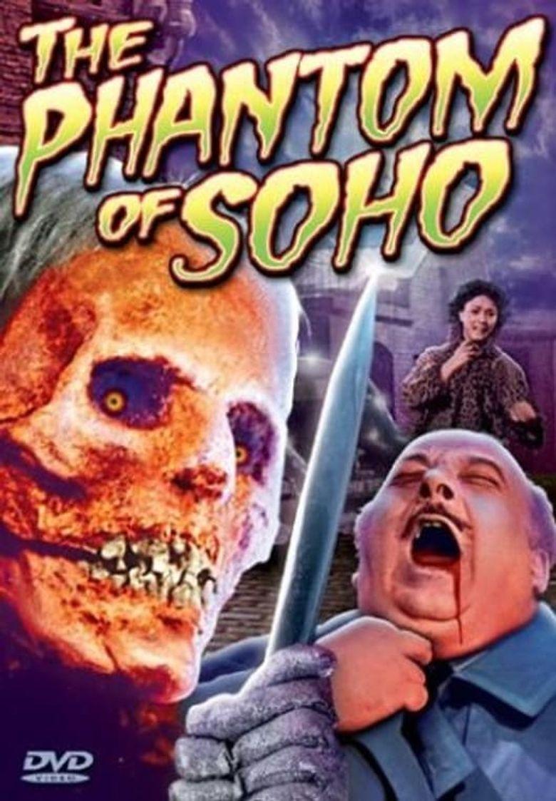 The Phantom of Soho Poster