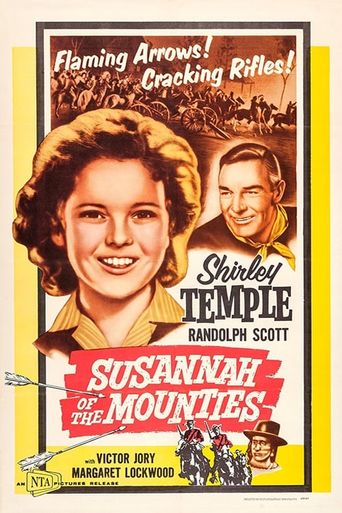 Watch Susannah of the Mounties