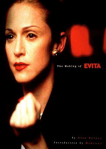A New Madonna - The Making of 'Evita' Poster