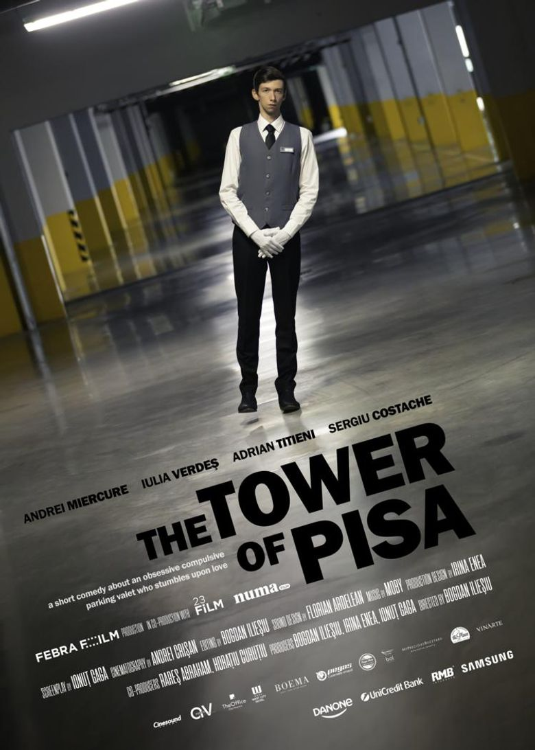 The Tower of Pisa Poster