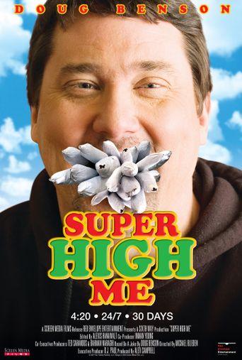 Super High Me Poster