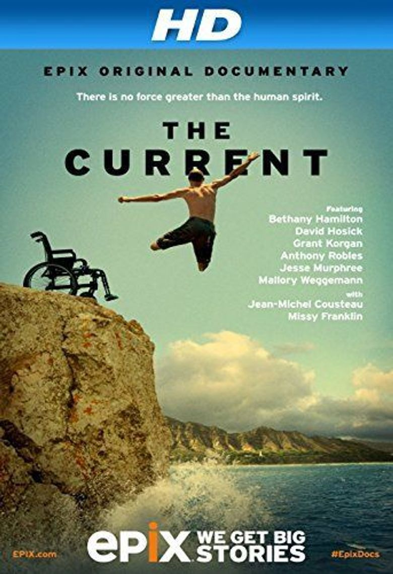 The Current: Explore the Healing Powers of the Ocean Poster