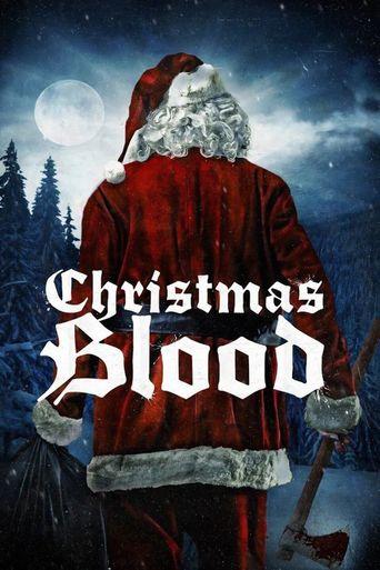 Christmas Blood Poster