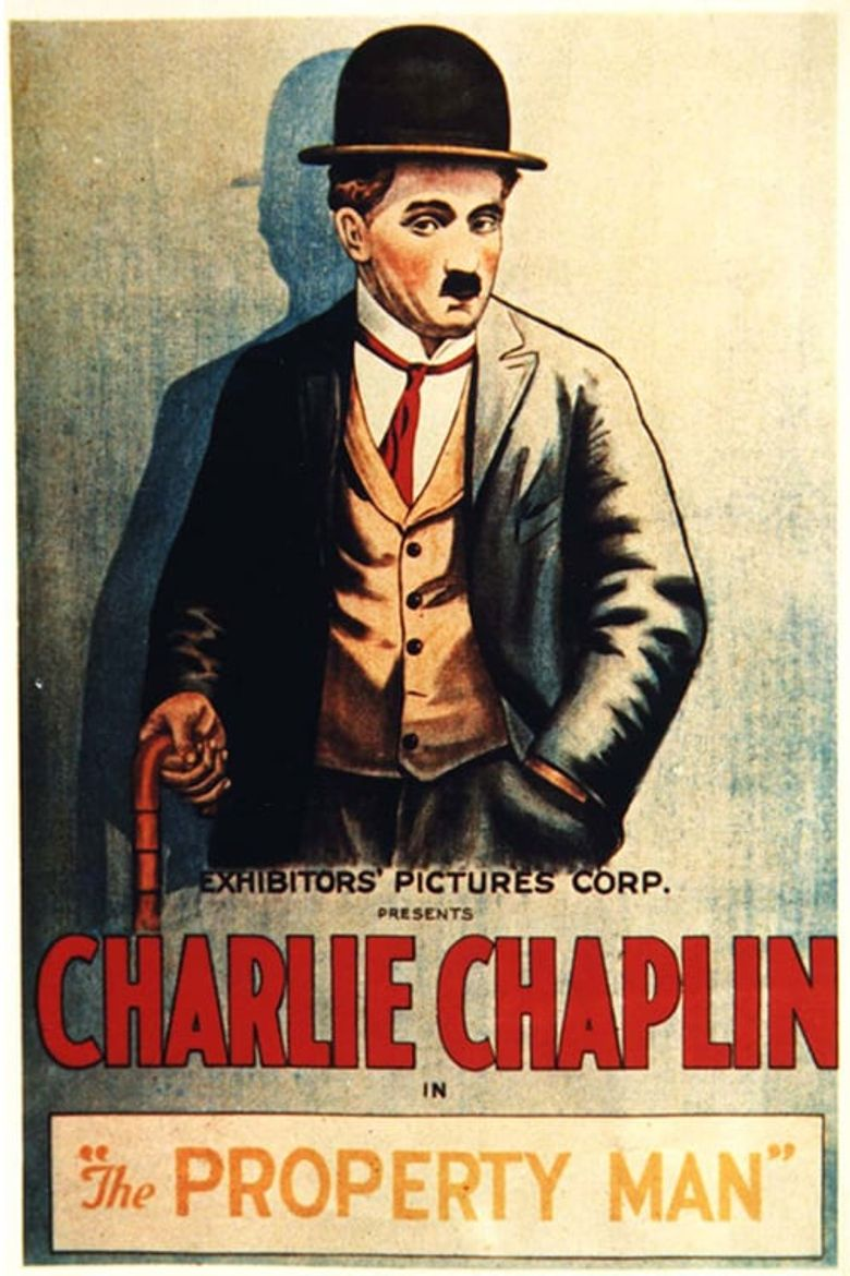 The Property Man Poster