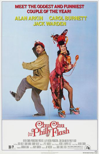 Chu Chu and the Philly Flash Poster