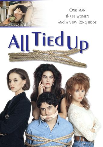 All Tied Up Poster