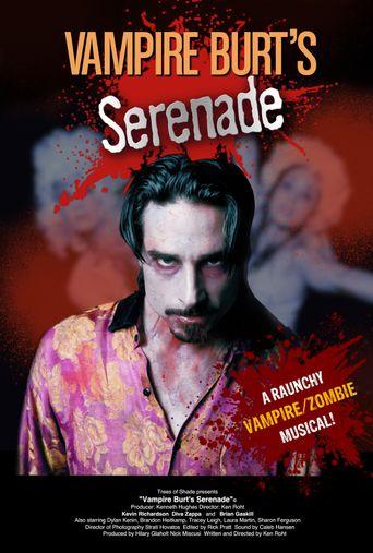 Vampire Burt's Serenade Poster