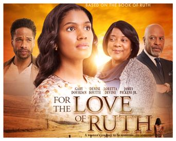 For the Love of Ruth Poster