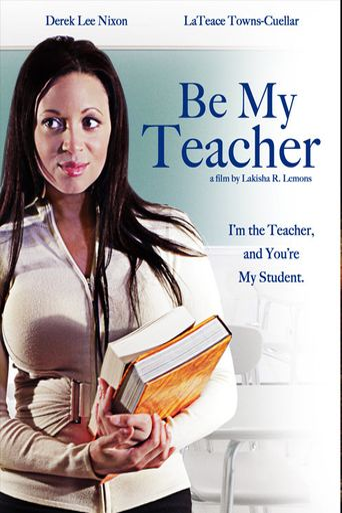 Be My Teacher Poster