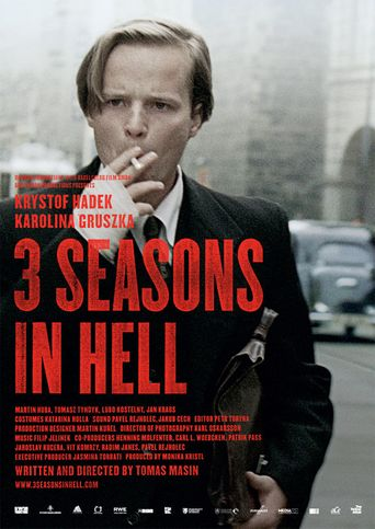 3 Seasons in Hell Poster