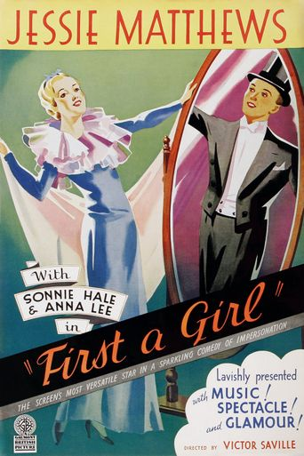 First a Girl Poster