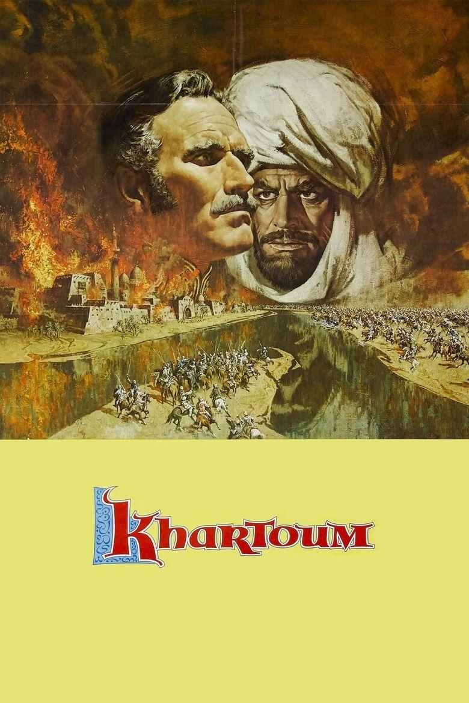 Khartoum Poster