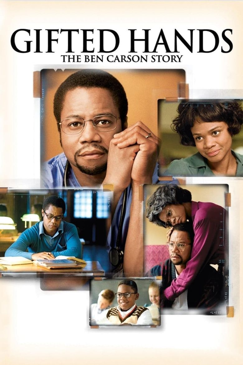 Gifted Hands: The Ben Carson Story Poster