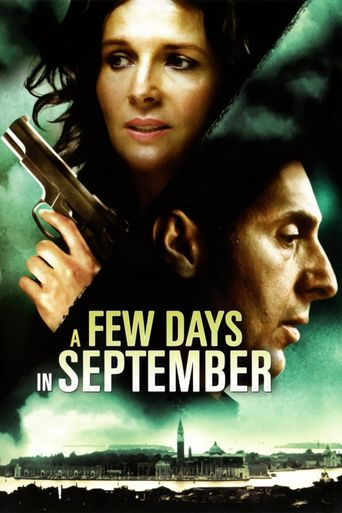 A Few Days in September Poster