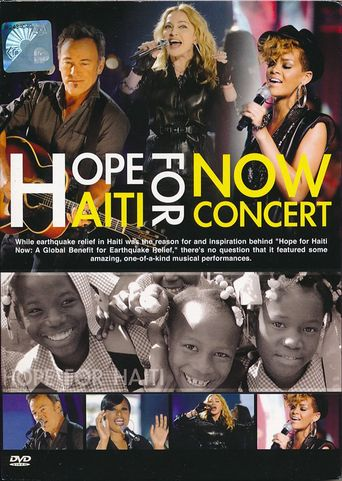 Hope for Haiti Poster
