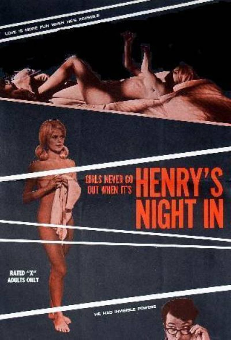 Henry's Night In Poster