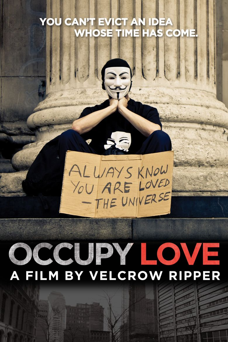 Occupy Love Poster