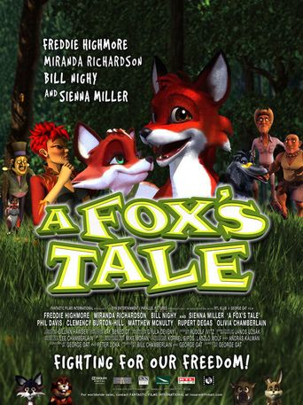 A Fox's Tale Poster