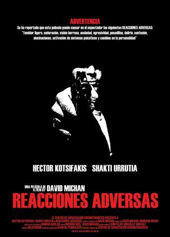 Reacciones Adversas Poster