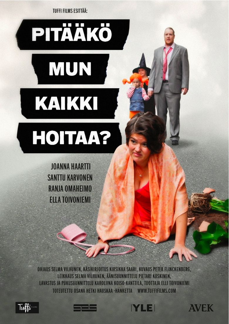 Do I Have to Take Care of Everything? Poster