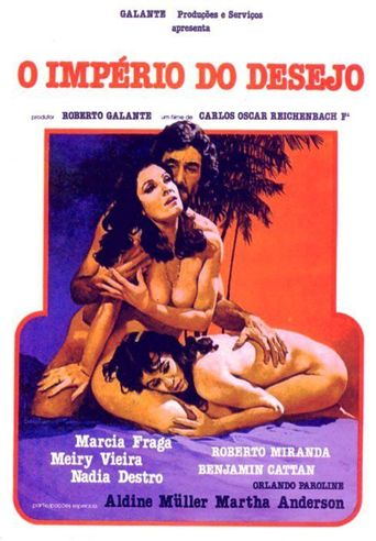 The Empire of Desire Poster