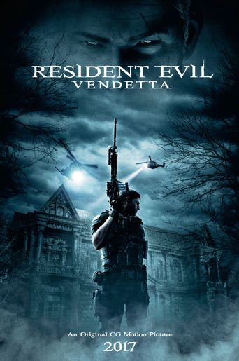 Watch Resident Evil: Vendetta