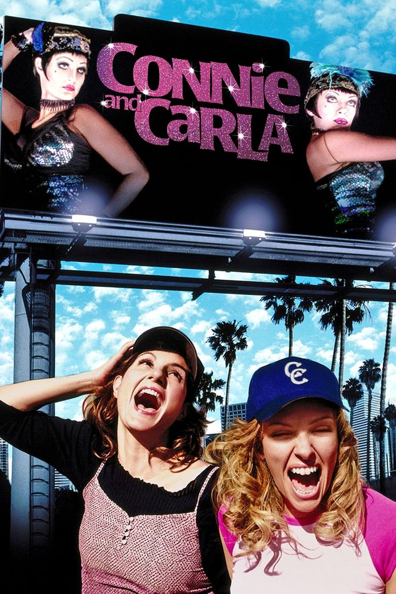 Connie and Carla Poster