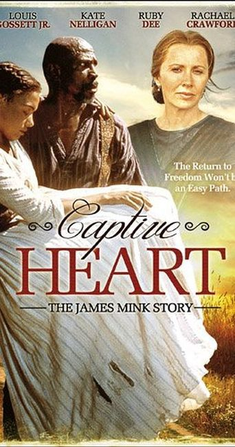 Captive Heart: The James Mink Story Poster