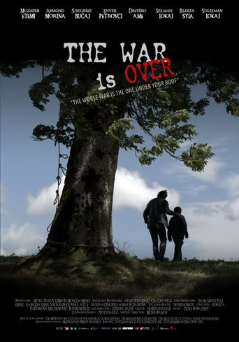 The War is Over Poster