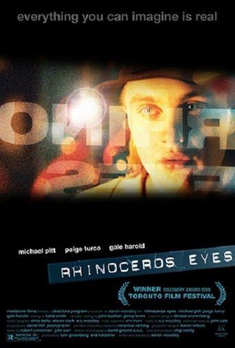 Rhinoceros Eyes Poster