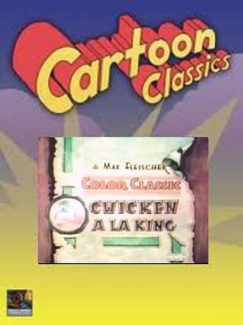 Chicken a La King Poster