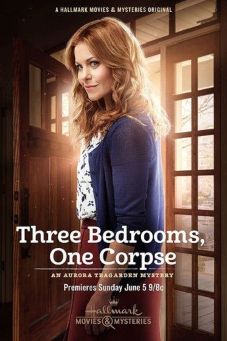 Three Bedrooms, One Corpse: An Aurora Teagarden Mystery Poster