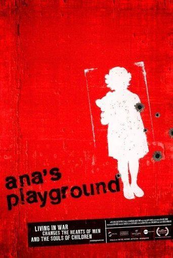 Ana's Playground Poster