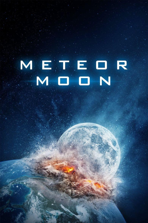 Meteor Moon Poster