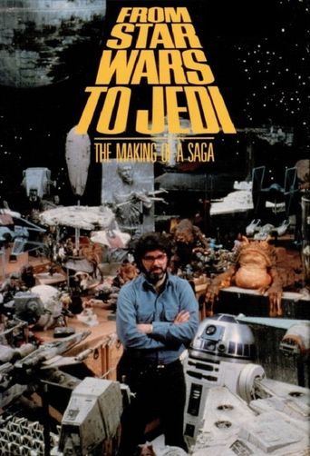 From 'Star Wars' to 'Jedi': The Making of a Saga Poster