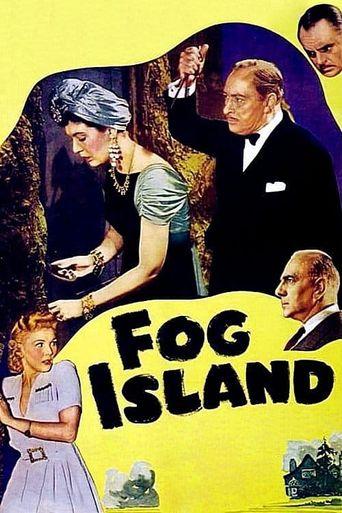 Fog Island Poster