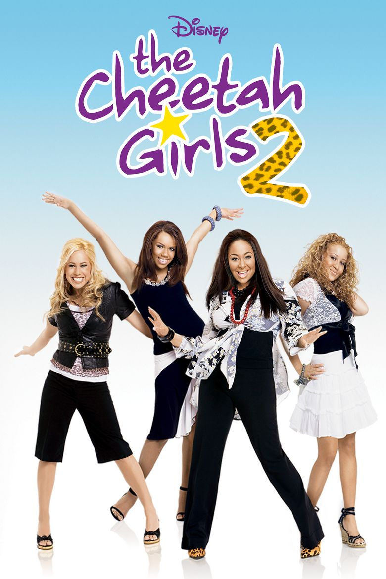 The Cheetah Girls 2: When in Spain Poster