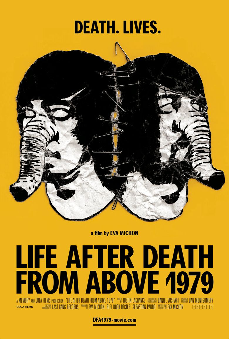 Life After Death from Above 1979 Poster