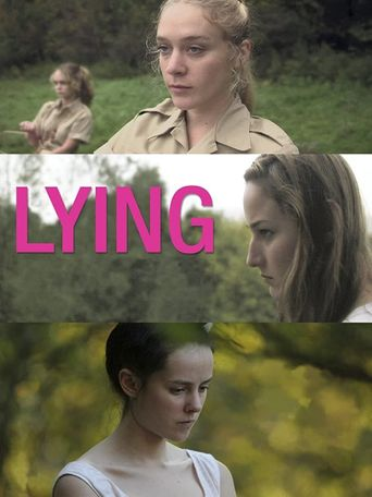 Lying Poster