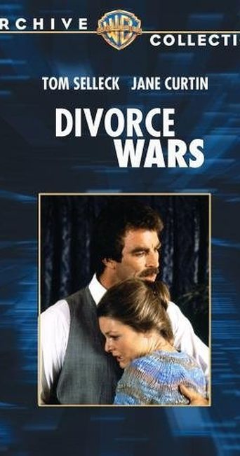 Divorce Wars: A Love Story Poster